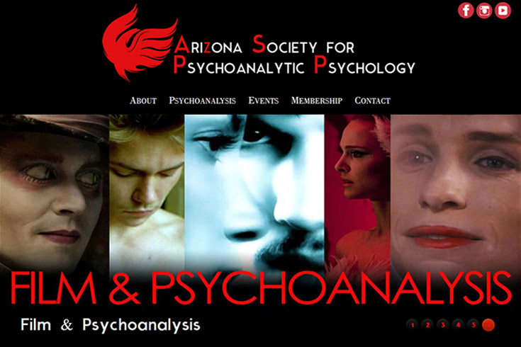 Arizona Society for Psychoanalytic Psychology JonasWeb Case Study