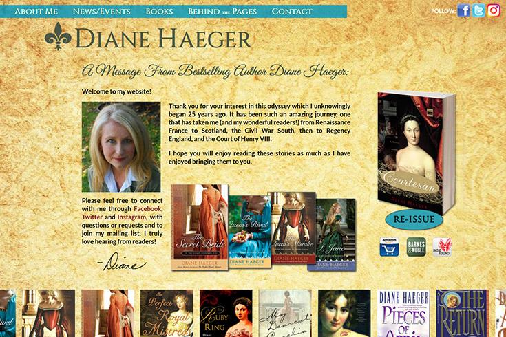 Diane Haeger JonasWeb Case Study